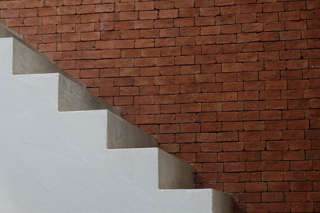 Les différents matériaux pour une barrière d'escalier